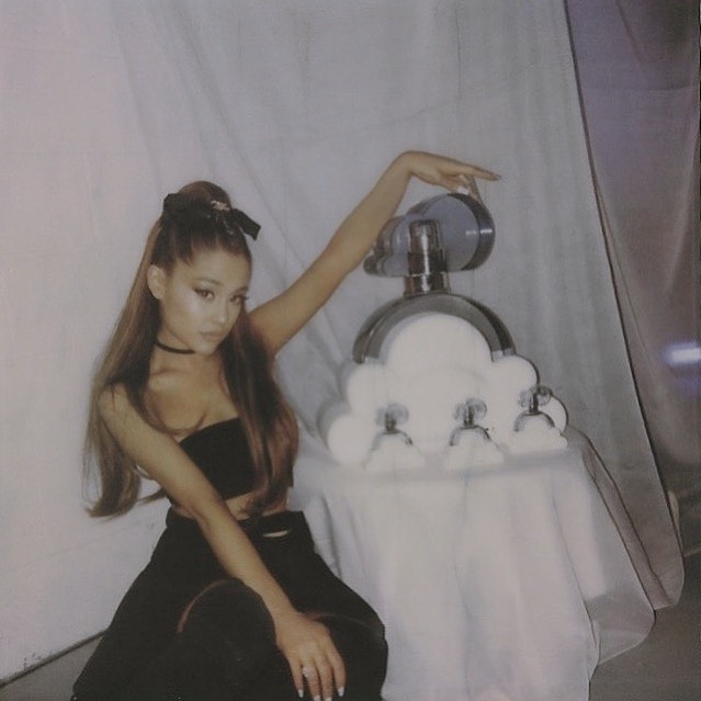 Ariana Grande Instagram: fragrance of the year  thank u & we can't wait for u to smell the next one ...