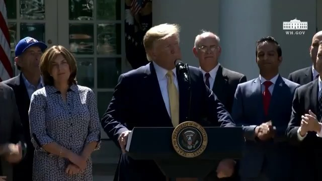 """Donald J. Trump Instagram:   ・・・ """"We are putting the people back in charge with more choice, better care, a..."""