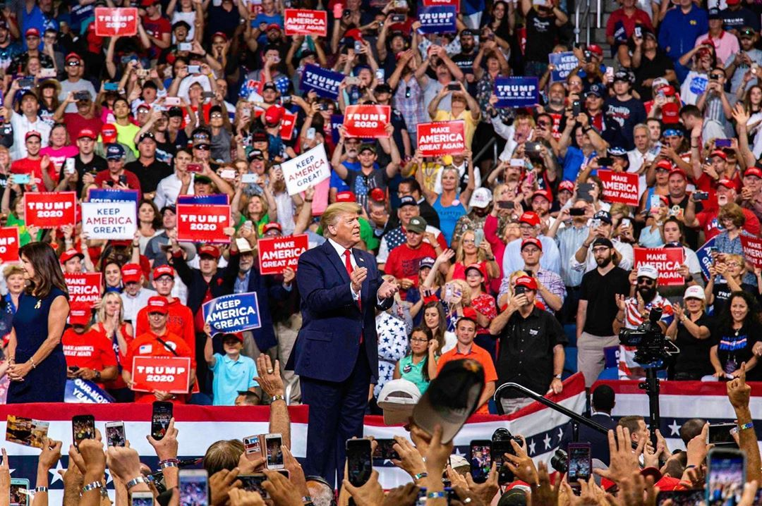 Donald J. Trump Instagram: On no issue are Democrats more extreme – and more depraved – than when it comes ...