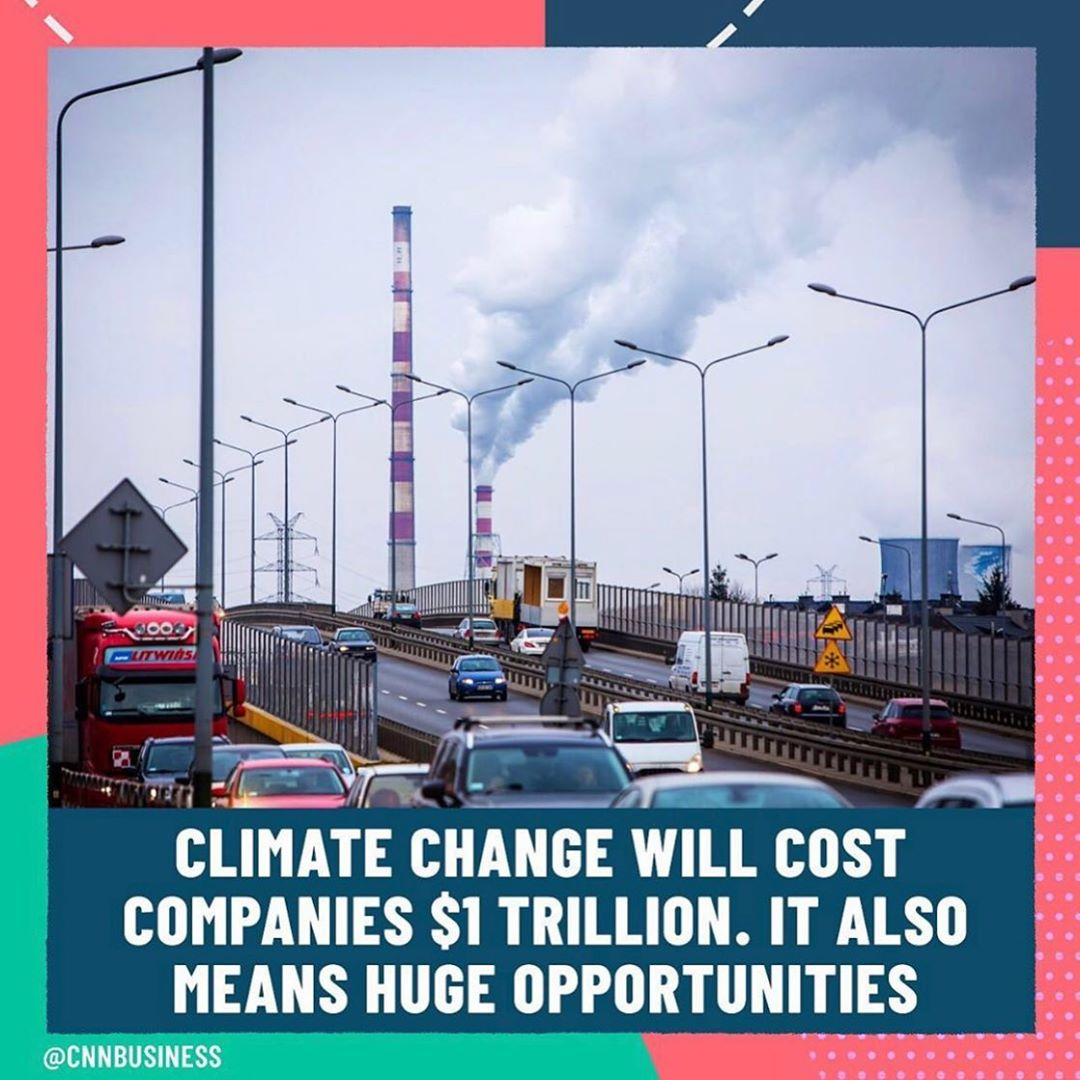 Leonardo DiCaprio Instagram:    Climate change is likely to cost the world's largest public companies nearly ...