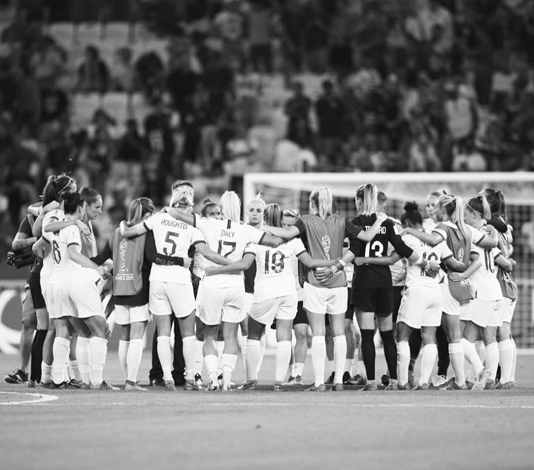 David Beckham Instagram: Tonight was a tough night for our Lionesses , but a message to our girls is that...