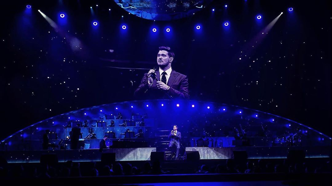 Michael Bublé Instagram: The  and southern comfort was tremendous in Music City. ...
