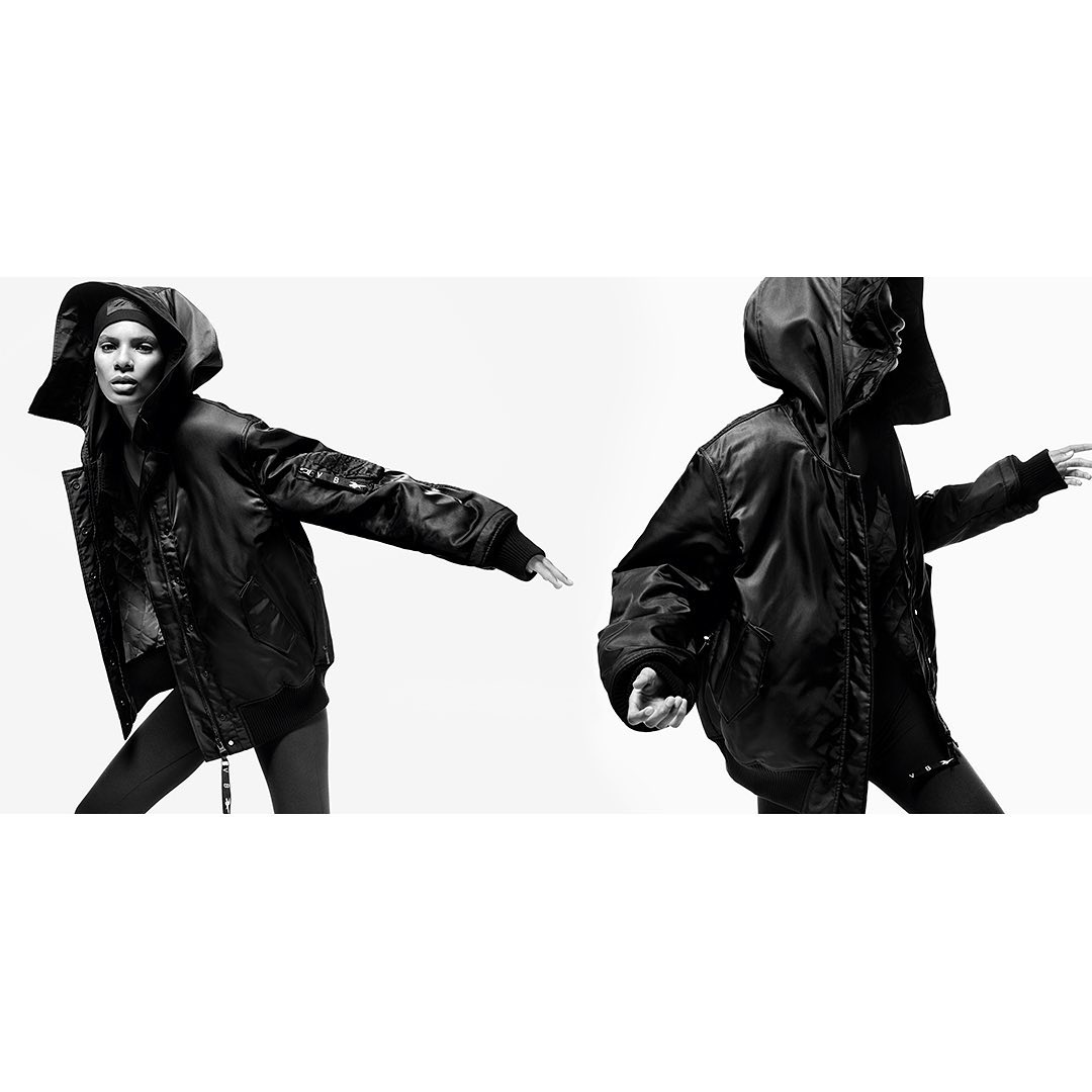 Victoria Beckham Instagram: Influenced by London's youth culture, this collection is designed to make you co...