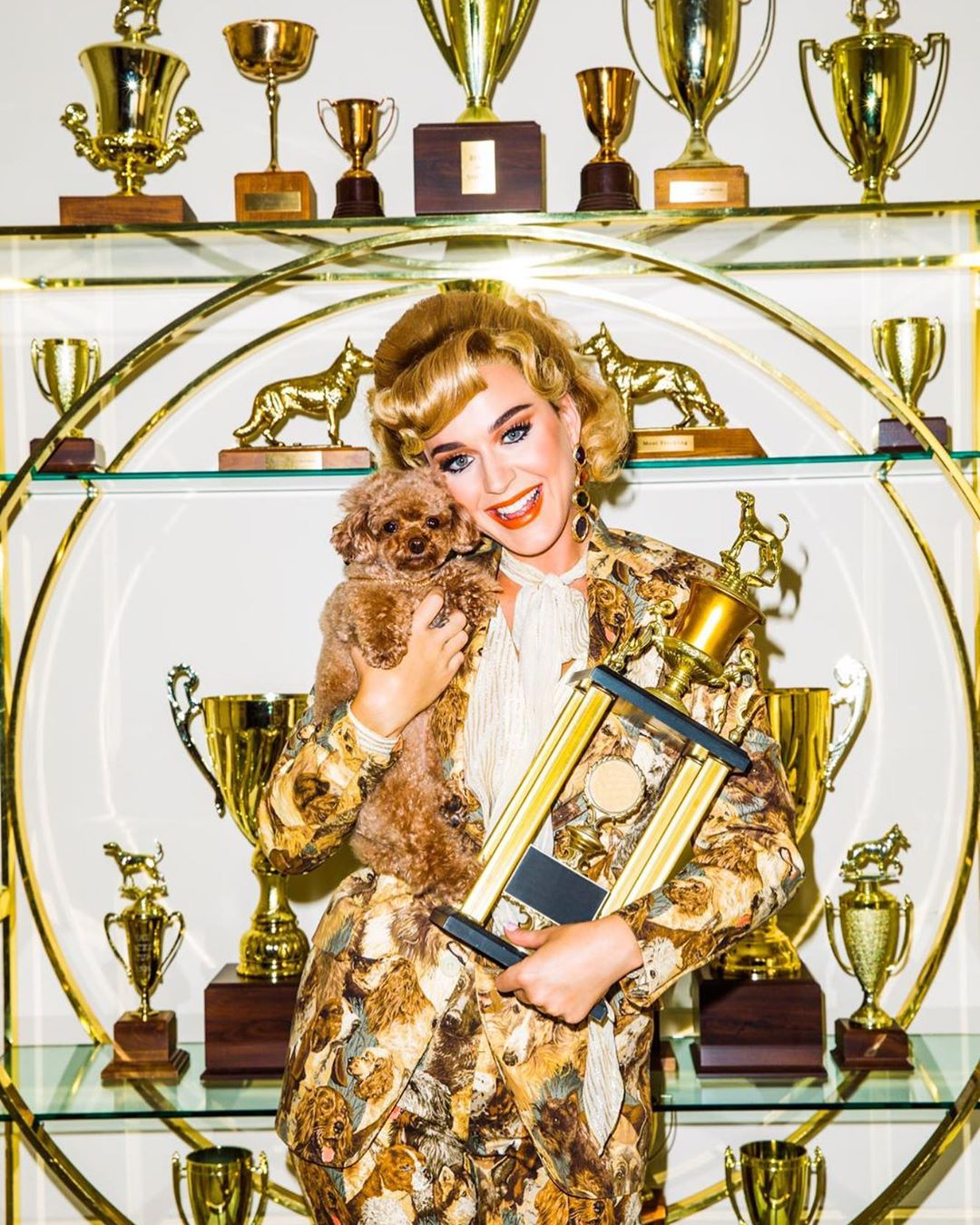 Katy Perry Instagram: Click the link in bio to see me and my golden Nuggets   out now!...
