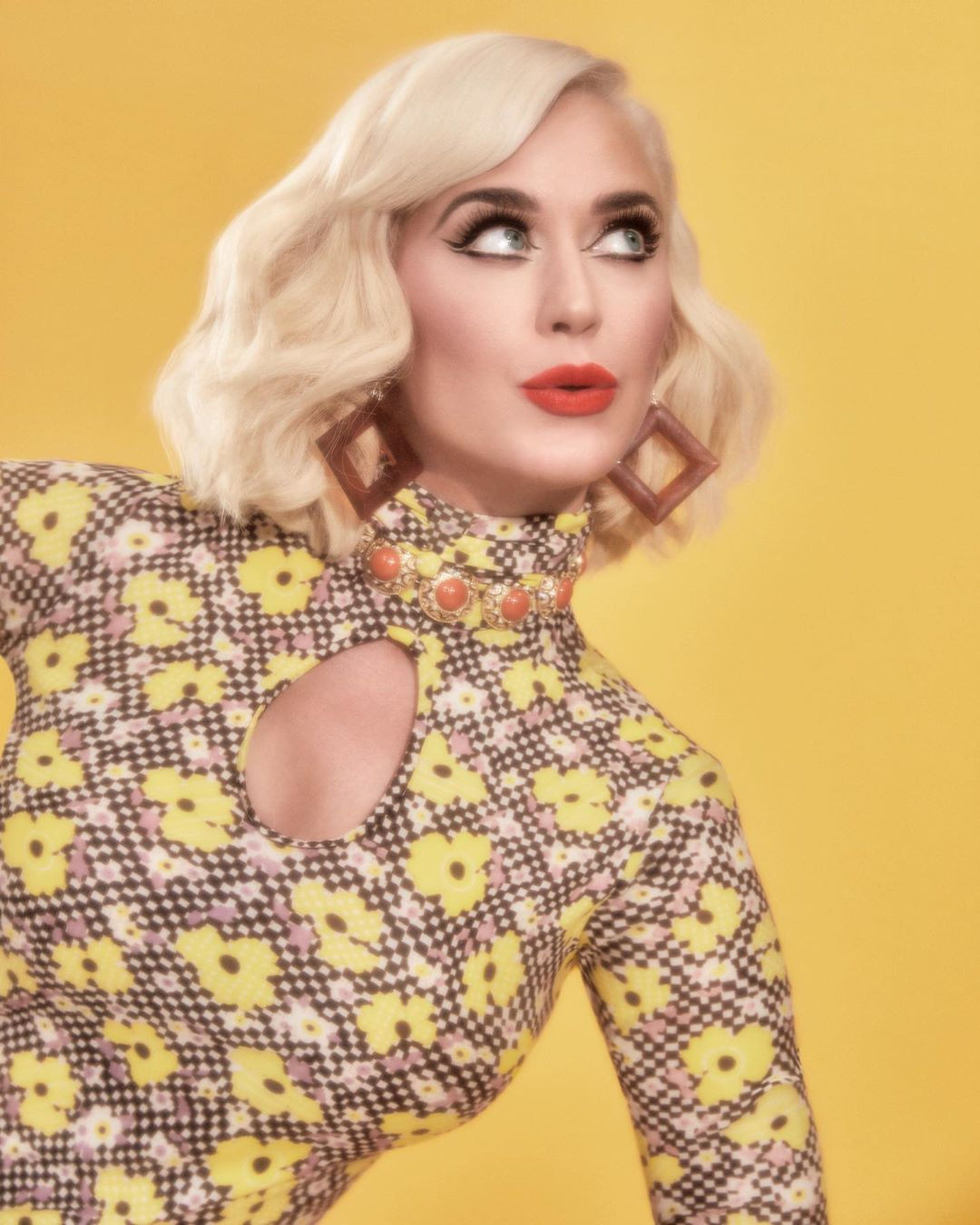 Katy Perry Instagram: Is that  I hear? Link in bio...