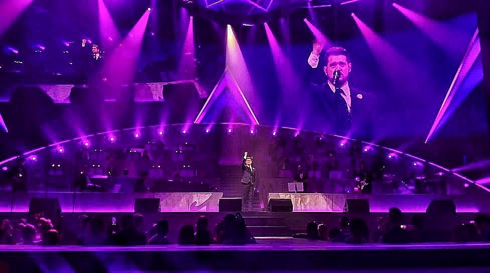 Michael Bublé Instagram: It may be hard to pronounce Łódź, but it's not difficult to feel the  here! ...