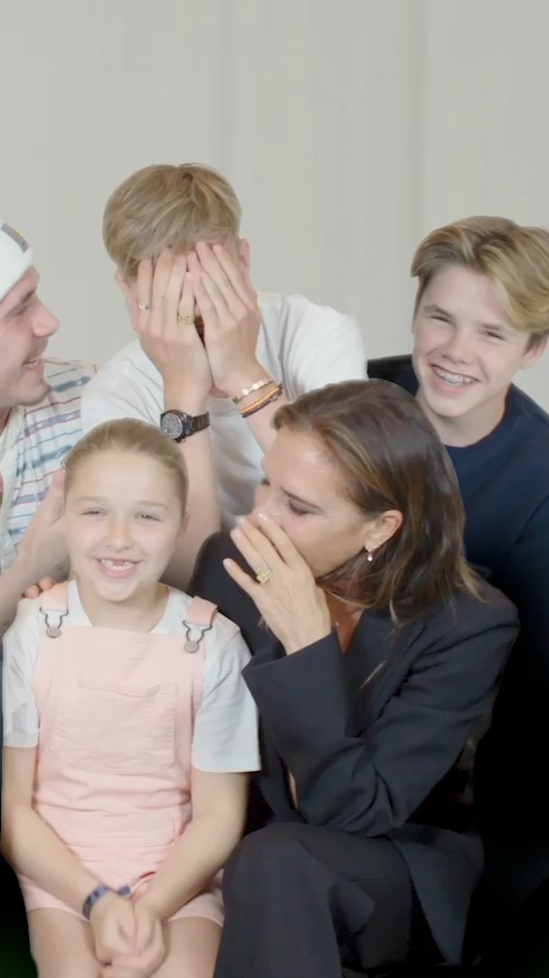 Victoria Beckham Instagram: A little surprise video we put together for  award tonight at the  in London. Wh...
