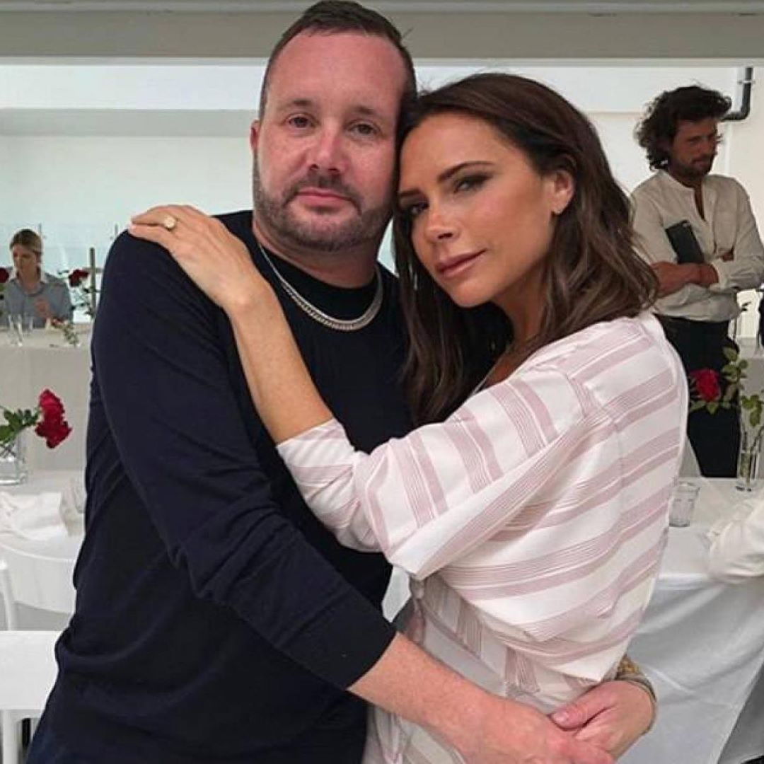 Victoria Beckham Instagram: Happy birthday  x Thank u for always supporting me xxxx kisses x VB...