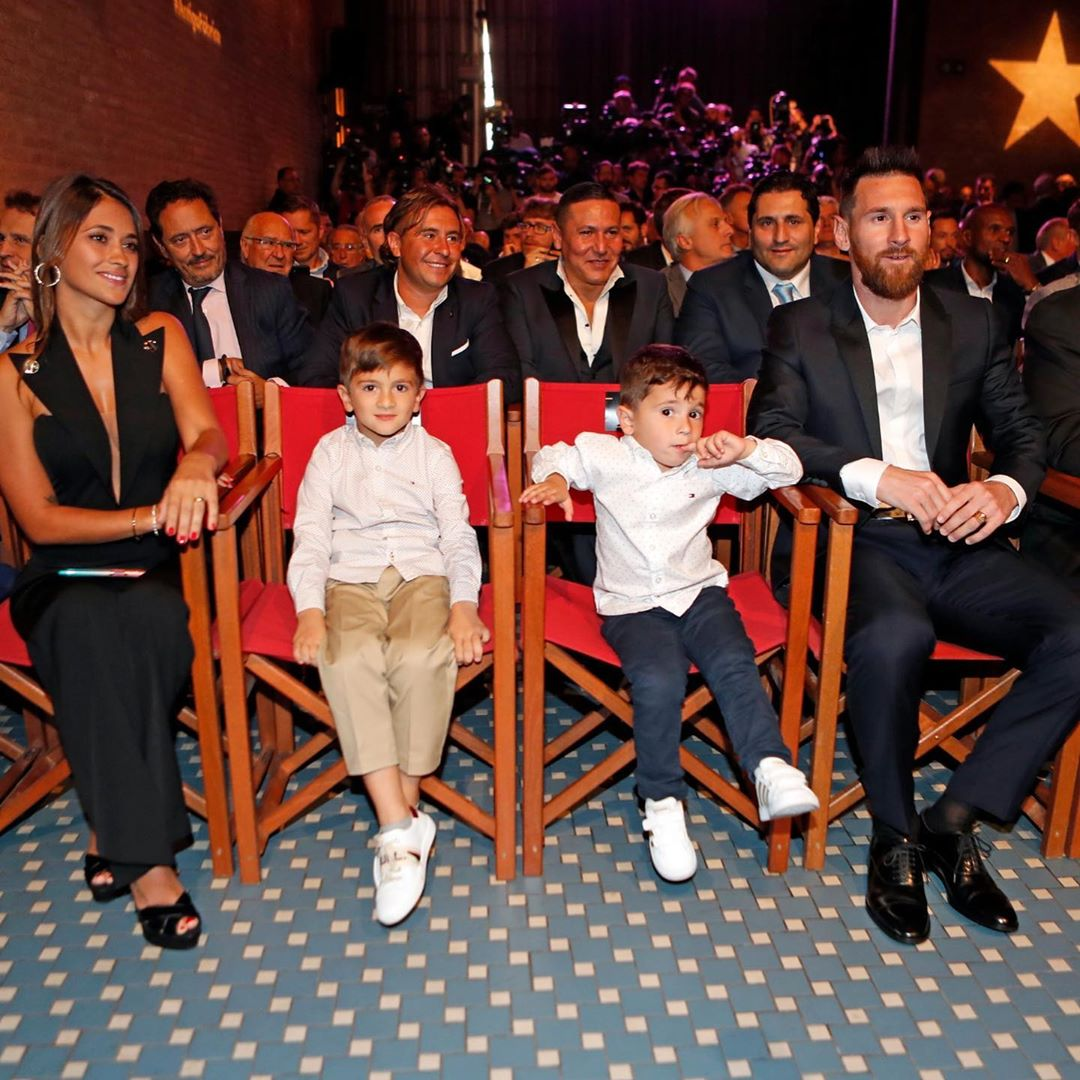 Leo Messi Instagram
