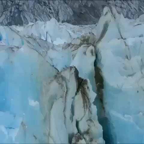 Leonardo DiCaprio Instagram:    Video by  // Alaska. This particular glacier is beautiful, but it's also rece...