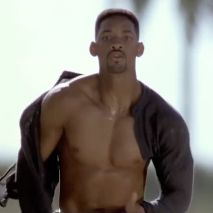 Will Smith Instagram: The secret to my performance in  Mastering how to walk like a virgin. It's all i...