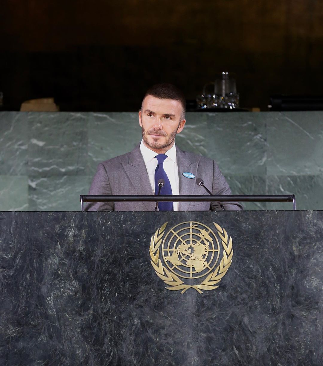 David Beckham Instagram: Girls and boys are speaking up, demanding their rights and leading the way. I am...