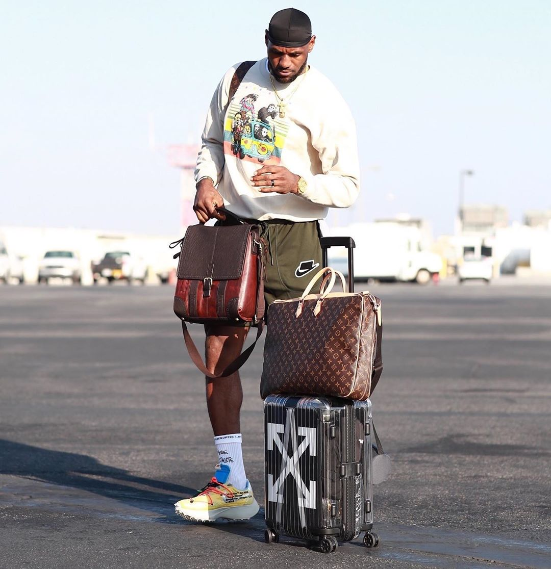 LeBron James Instagram: Road trippin! Only thing changed is the tail  on the . Blessed. 11:11...