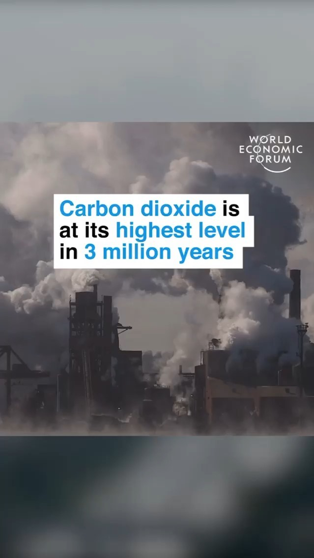 Leonardo DiCaprio Instagram: Repost from  Carbon dioxide is at its highest level in 3 million years  Record-b...