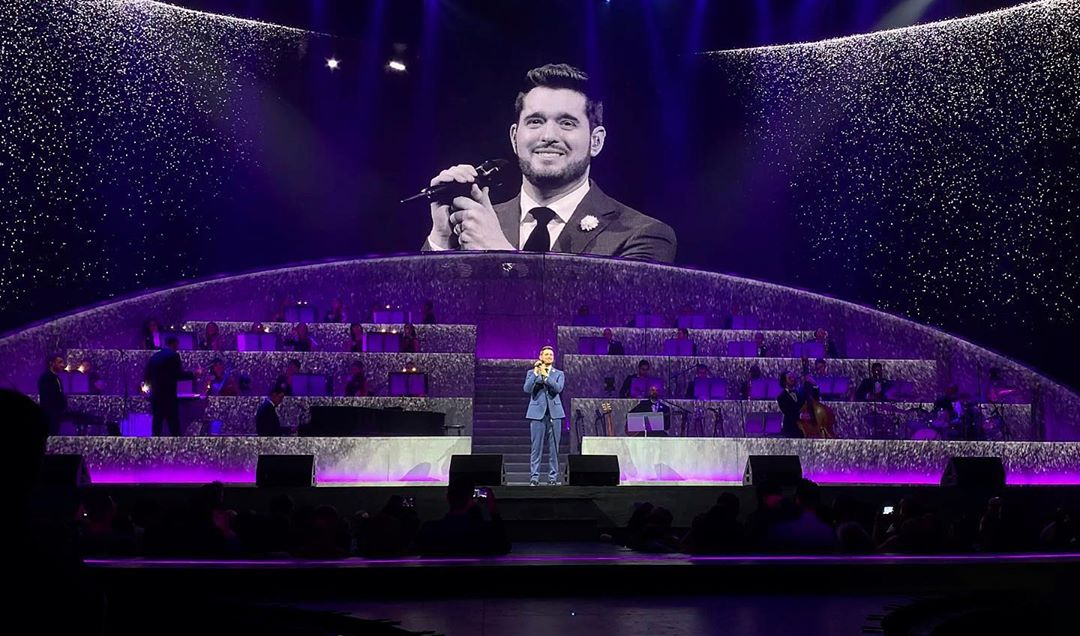 Michael Bublé Instagram: Show 90 and the end of the European leg of the  Danke Munich for an incredible l...