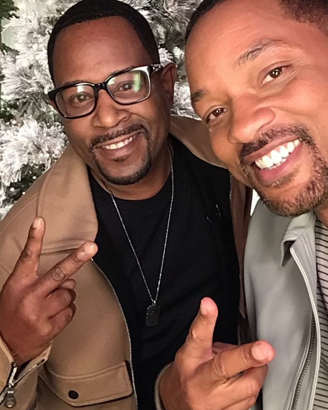 Will Smith Instagram: TWO WEEKS LEFT Y'ALL! ...