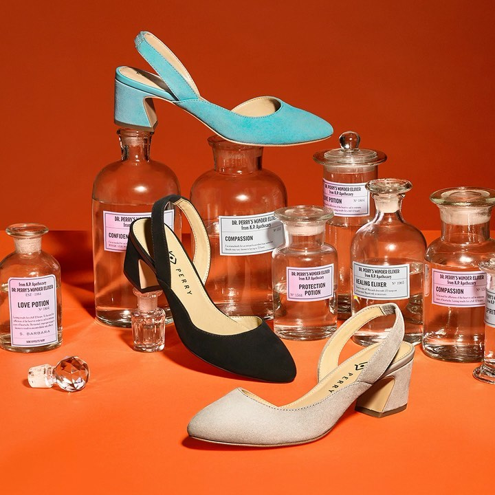 Katy Perry Instagram: A love potion isn't necessary to fall for The Phez and its sensible heel   to  b...