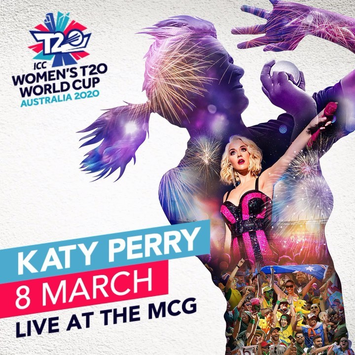 Katy Perry Instagram: Melbourne! Just ONE month until I see you at the  on International Women's Day t...