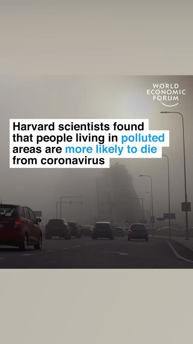 Leonardo DiCaprio Instagram: Harvard scientists say long-term residents of polluted areas are more likely to ...