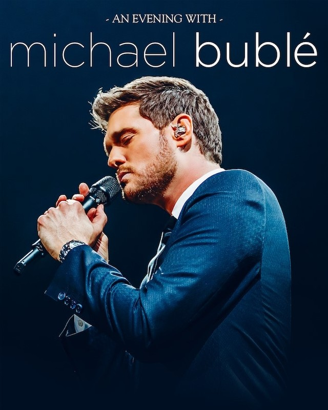 """Michael Bublé Instagram: Michael will be returning to his hugely successful """"An Evening With Michael Bubl..."""