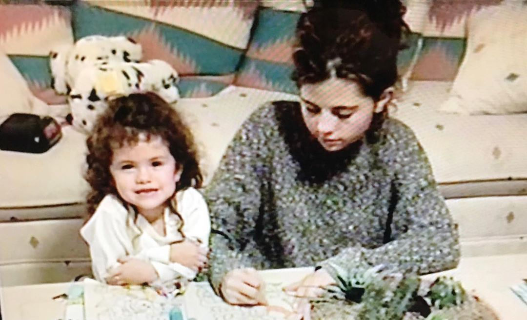 Selena Gomez Instagram: I love this woman more than anyone could ever know.. happy mommas day!...