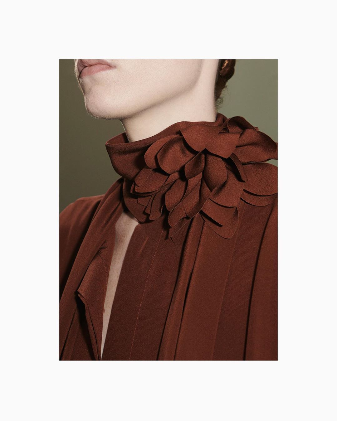 Victoria Beckham Instagram: Ruffles, silk flowers and unexpected pairings. Key codes from  x...