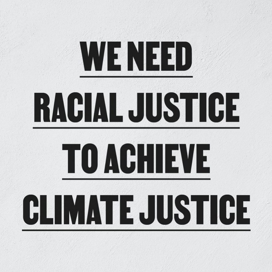 Leonardo DiCaprio Instagram: Via  Anti-Black racism and white supremacy are inextricably linked to the climat...