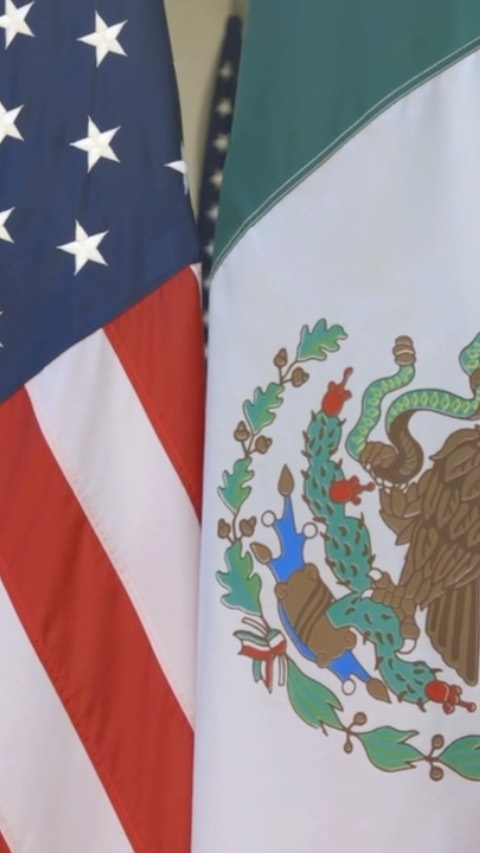Donald J. Trump Instagram: The people of Mexico and the United States are joined together by shared values,...